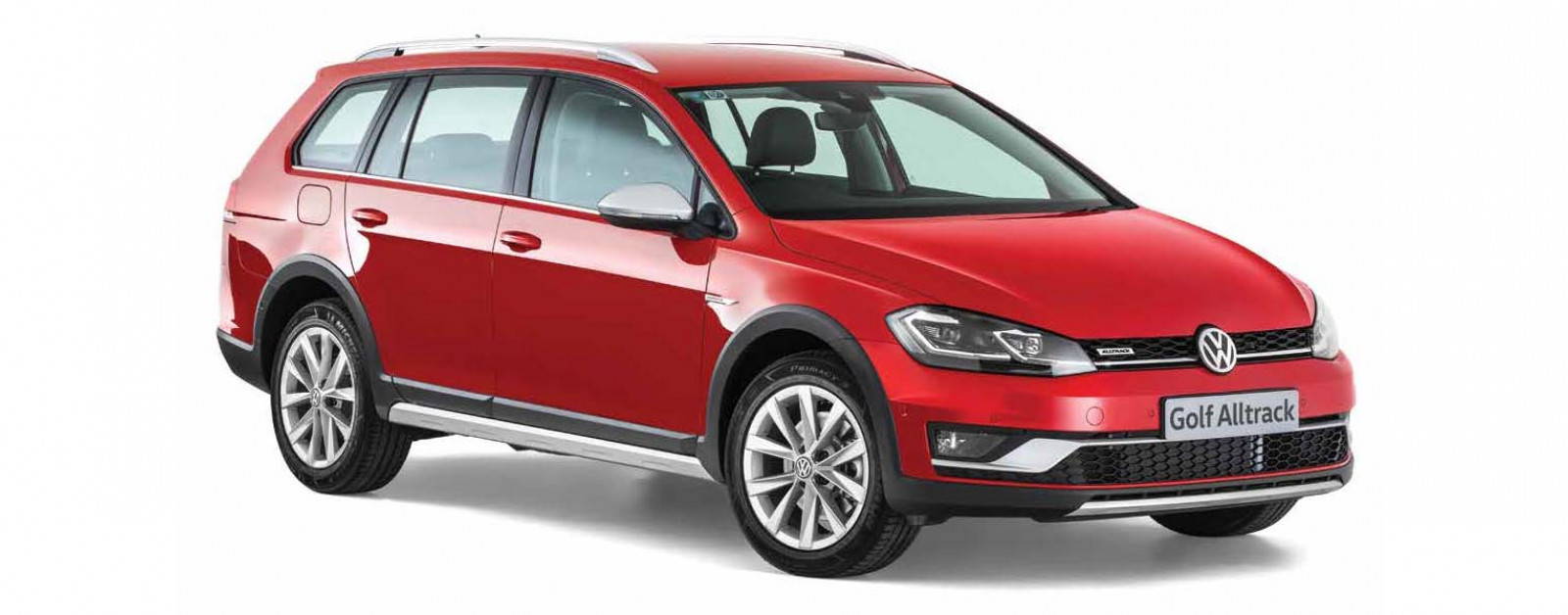 New Golf Alltrack