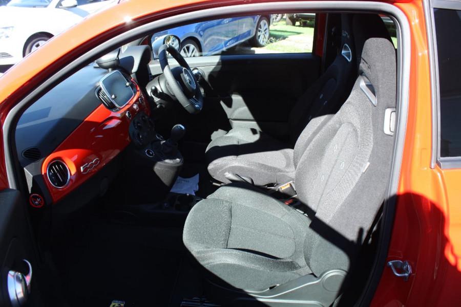 2018 Abarth Abarth S4 595 145hp Manual Hatchback