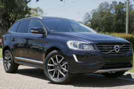 Volvo XC60 D5 Geartronic AWD Luxury DZ