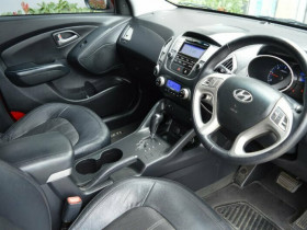 2011 Hyundai ix35 LM MY11 Highlander AWD Wagon