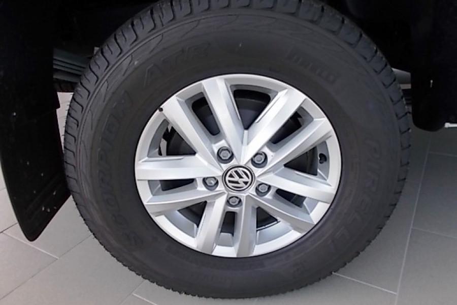 2017 Volkswagen Amarok 2H Core Dual Cab 4x4 Utility crew cab
