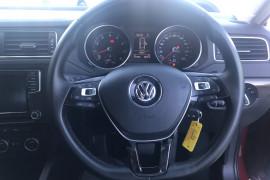 2016 MY15 Volkswagen Jetta 1B  118TSI Comfrtline Sedan