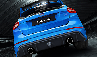 Focus RS Drive Select Mode