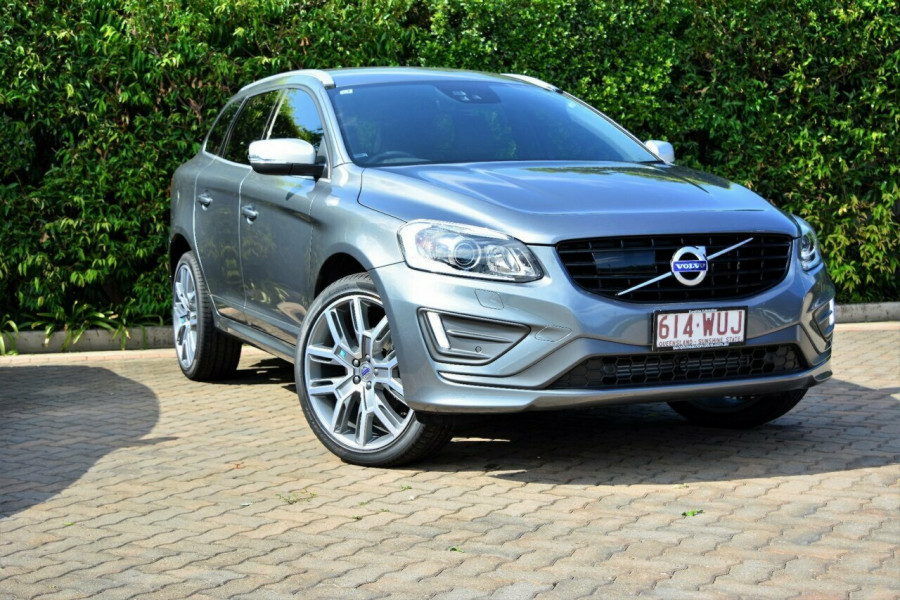2016 my17 volvo xc60 d5 r design for sale sunshine volvo. Black Bedroom Furniture Sets. Home Design Ideas