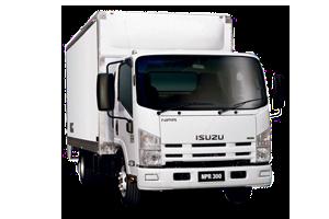 New Isuzu Light Trucks