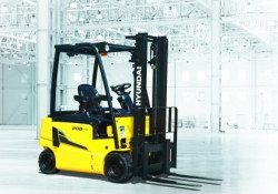 New Hyundai Forklifts 22/25/30/35 BH-9