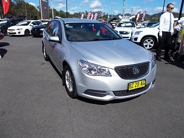 2014 Holden Commodore VF Evoke Sportwagon