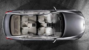 Genesis 9 Airbags