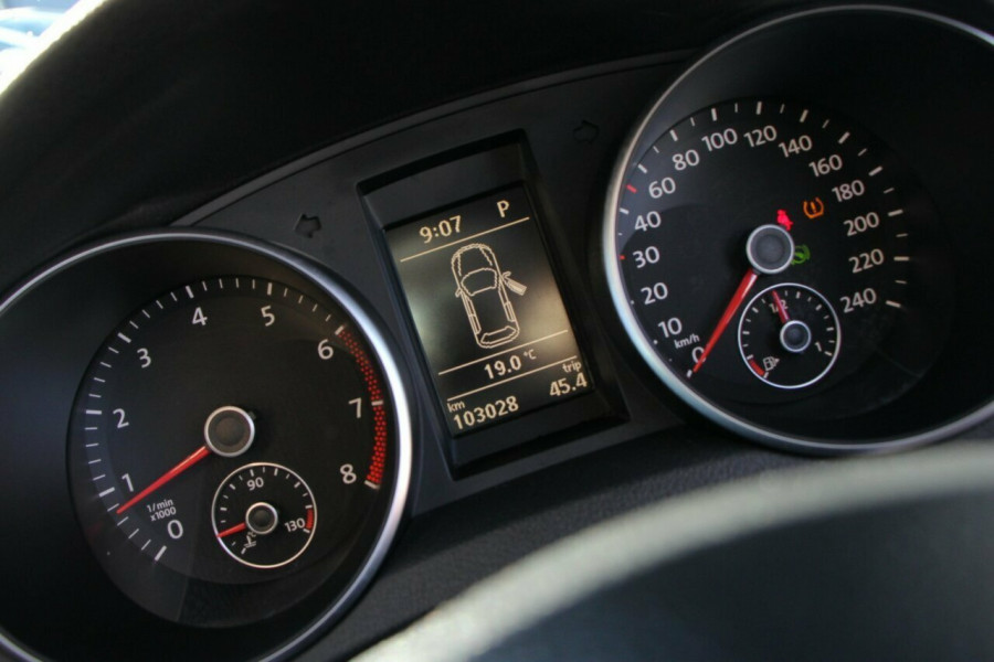 2009 Volkswagen Golf VI 118TSI DSG Comfortline Hatchback