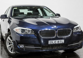 BMW 520I Steptronic F10 MY0911