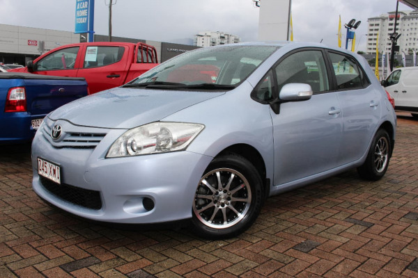 Toyota Corolla ASCENT ZRE152R MY10