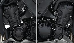 2017 Z1000 Engine
