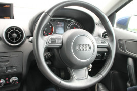 2013 Audi A1 8X MY13 ATTRACTION SPORTBACK Hatchback