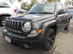 Jeep Patriot Blackhawk MK