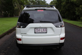2008 Mitsubishi Outlander ZG  LS Wagon