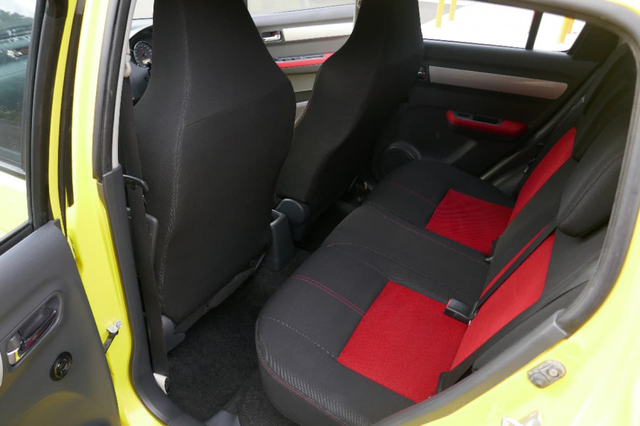 2006 Suzuki Swift RS416 Sport Hatchback