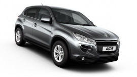 Peugeot 4008 SUV Active