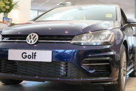2017 MY17.5 Volkswagen Golf 7.5 110TSI Highline Hatchback