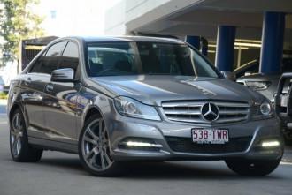 Mercedes-Benz C250 BlueEFFICIENCY 7G-Tronic + Avantgarde W204 MY11