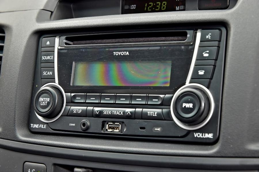 2012 Toyota HiLux KUN16R  SR Utility