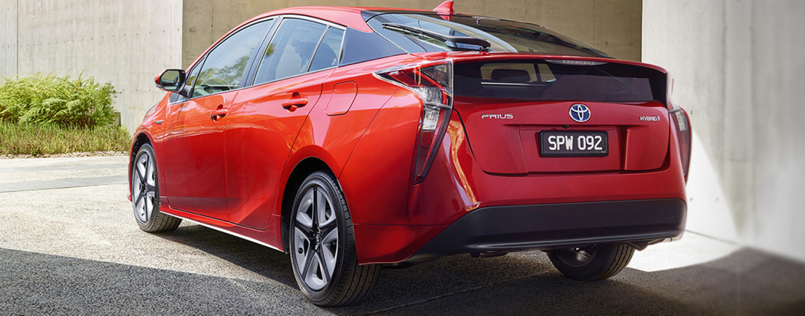 hybrid synergy drive system generates enough power to drive prius on its own the petrol engine only kicks in when you call for more power