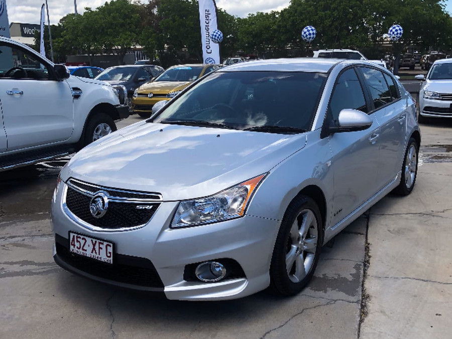 2012 Holden Cruze JH Series II MY13 SRI Hatchback