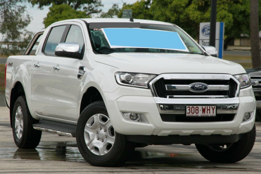 Ford Everest Cool White >> 2016 [SOLD] for sale in Brisbane Northside - Torque Ford