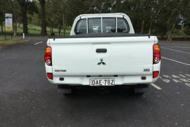 2014 MY15 Mitsubishi Triton MN MY15 GLX Utility