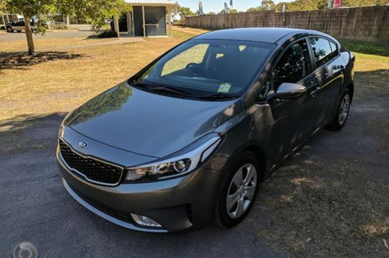 2016 MY17 Kia Cerato YD  S Sedan