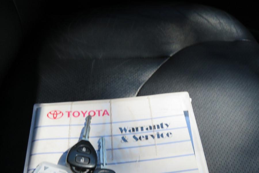 2009 Toyota Rav4 GSA33R  ZR6 Wagon