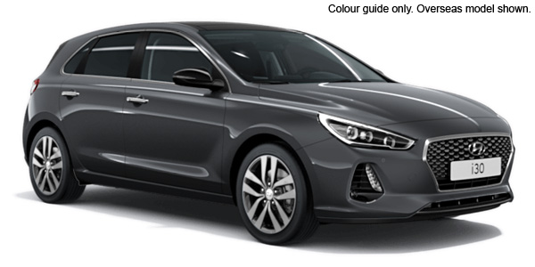 2018 MY Hyundai i30 PD Active Hatchback