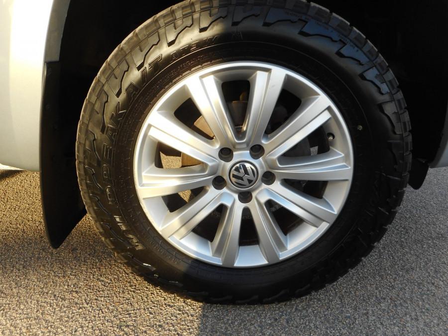 2014 Volkswagen Amarok 2H  TDI400 Highline Utility Image 9