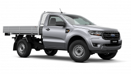 2020 MY20.75 Ford Ranger PX MkIII XL Hi-Rider Single Cab Chassis Utility image 2
