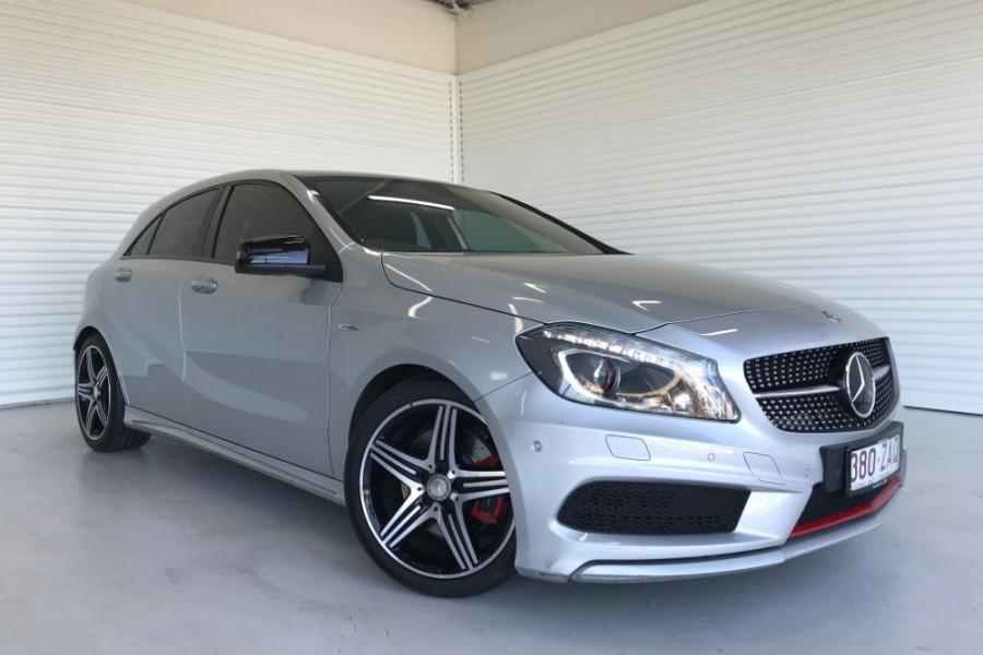 2015 MY55 Mercedes-Benz A250 W176 805+055MY A250 Hatchback
