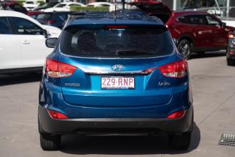 2011 MY12 Hyundai ix35 LM  Active Wagon Image 5