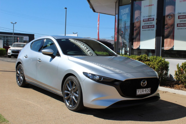 2019 Mazda 3 BP G20 Touring Hatch Hatch