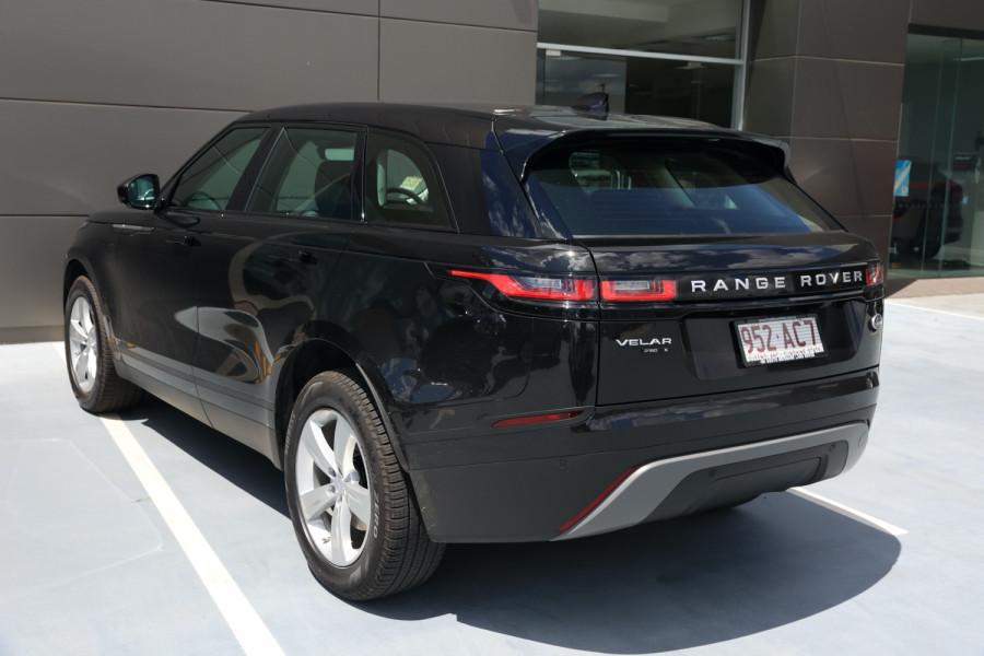2020 Land Rover Range Rover Velar Suv Image 3
