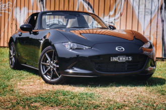 2018 MY19 Mazda MX-5 ND RF GT Convertible Image 5