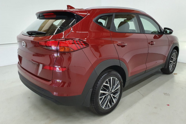 2020 Hyundai Tucson TL4 Active X Suv Image 2