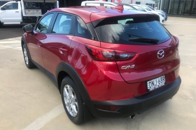 2017 Mazda CX-3 DK2W7A Maxx Suv Image 4