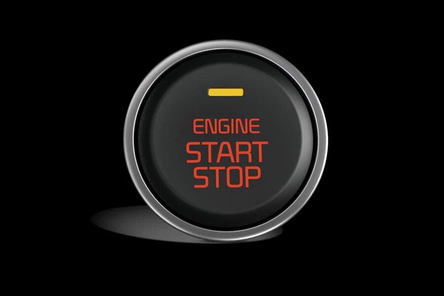 Stonic Smart Key with Push Button Start