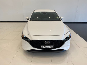 2020 MY19 Mazda 3 BP G25 Evolve Hatch Hatch image 5