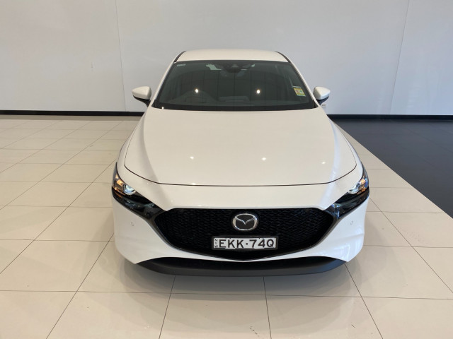 2020 MY19 Mazda 3 BP G25 Evolve Hatch Hatch Mobile Image 5