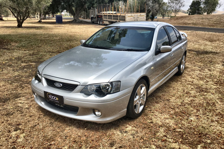 2004 Ford Falcon BA XR6 Sedan
