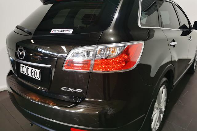 2011 MY12 Mazda CX-9 TB10A4 Luxury Suv Image 4