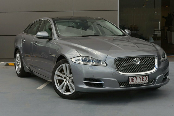 Jaguar Xj Premium X351
