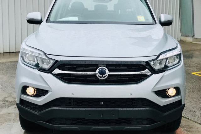 2020 SsangYong Musso Ultimate