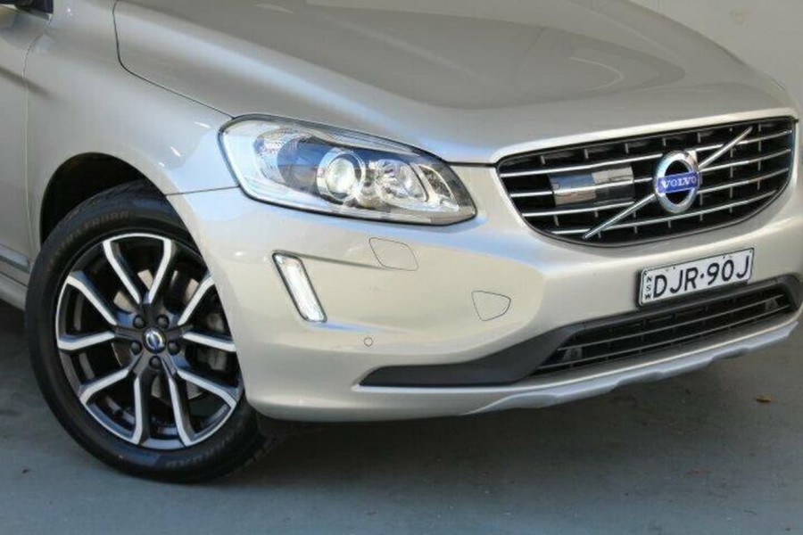 2016 MY17 Volvo XC60 DZ  D4 D4 - Luxury Suv