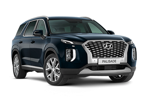 Palisade Our largest and most spacious SUV ever: The PALISADE 8.