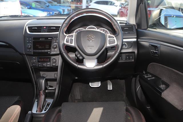 2012 Suzuki Swift FZ Sport Hatchback Image 13